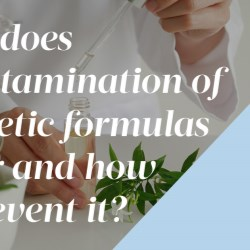 From invisible to visible: The risks of contaminating cosmetic formulas during use and how to prevent them with airtight containers
