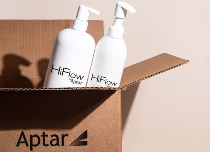 Aptar Beauty + Home launches HiFlow E-Commerce